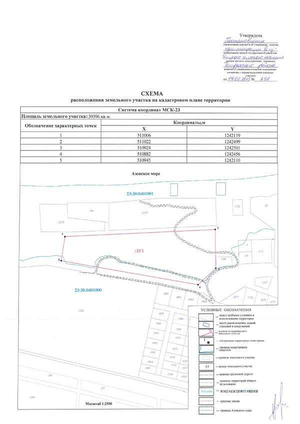 Схема продаж земельных участков фото 973